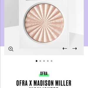 OFRA Madison Miller highlighter